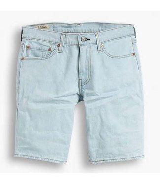 Levi's 511 slim shorts lichtblauw 36515-0121