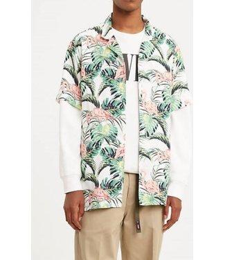 Levi's Cubano shirt flamingo leaf multicolour 72625-0014