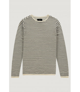 Kultivate KNITTED STRUCTURE STRIPE **00 2001010800