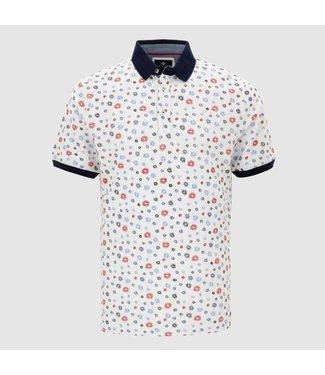 Baileys Poloshirt donkerblauw 105221
