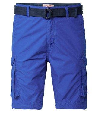 Petrol Industries Short cargo blauw M-1000-SHO500
