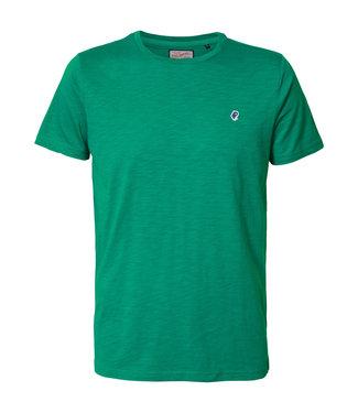 Petrol Industries T-shirt ss r-neck groen M-1000-TSR615