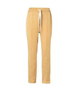 Yaya Woven satin jogger pants DUSTY OKER 1201179-013