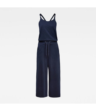 G-Star Utility strap jumpsuit donkerblauw D17438-B771-6067