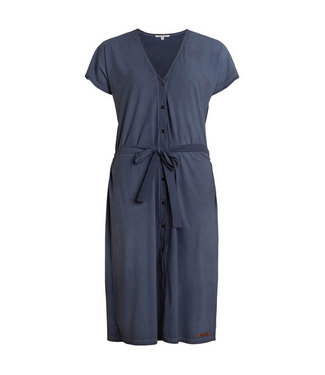 Moscow Dress blauw SP20-18.01