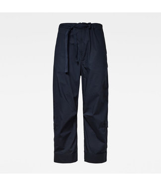G-Star 3D utility high loose crop pant donkerblauw D17042-4481-4213