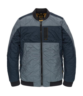PME Legend Bomber jacket Interwing Dark Sapphire PJA201137