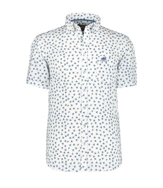 State of Art Shirt SS Printed Pop wit 264-10944-1157