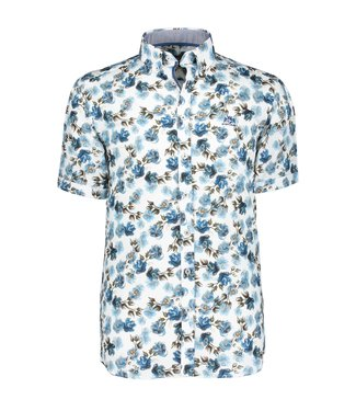 State of Art Shirt SS Printed Pop wit 264-10935-1137