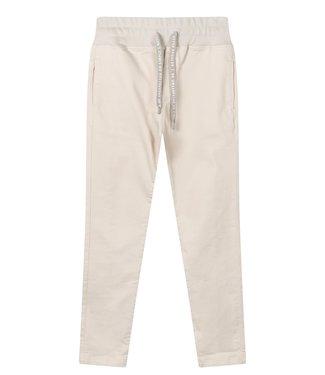 10Days Banana pants denim off white 20-064-0203