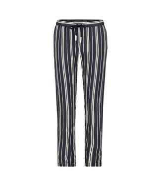 PENN&INK N.Y Trouser stripe wit S20F736
