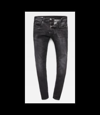 G-Star Revend skinny jeans zwart 51010-A634-A592