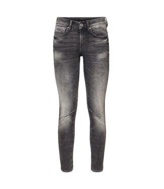 G-Star Arc 3D Mid Skinny jeans grijs D05477-A634-B168