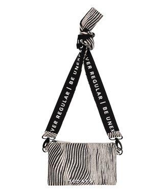 10Days Mini pouch zebra zand 20-961-0203