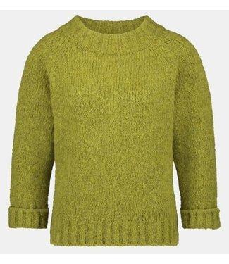 PENN&INK N.Y Pullover groen W20L123