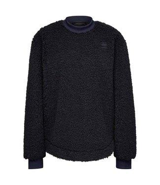 G-Star Carley sweater donkerblauw D18234-C454-4213