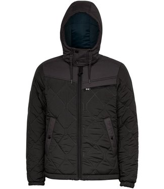 G-Star Attacc heatseal quilted jacket zwart D17564-C470-6484