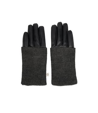 Zusss Stoere handschoen zwart