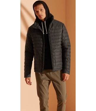 Superdry Non hooded fuji jacket grijs M5010206A