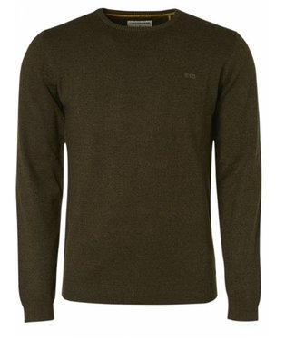 No Excess Pullover Crewneck 2 Color moss 97230880