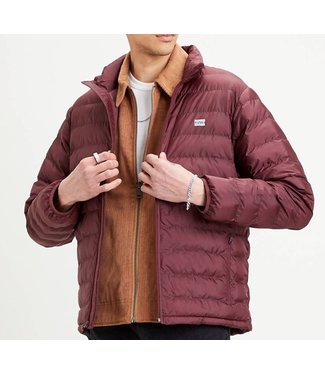 Levi's Presidio packable jacket rood 27523-0004