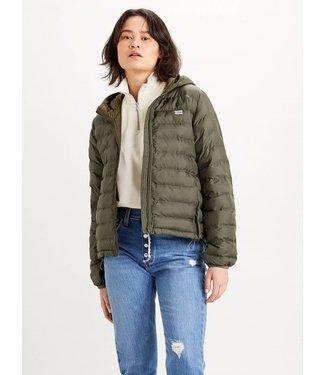 Levi's Pandora packable jacket groen 26858-0004