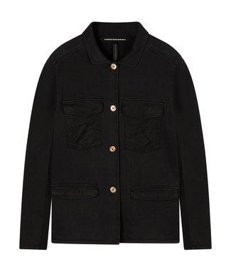 10Days Utility jacket zwart 20-507-0203
