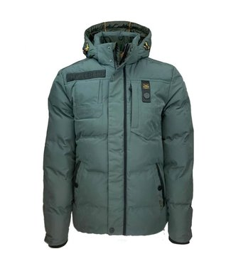 PME Legend Hooded jacket Poly Micro Foam Snow Urban Chic PJA206105