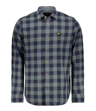 PME Legend Long Sleeve Shirt Twill Check Urban Chic PSI205228