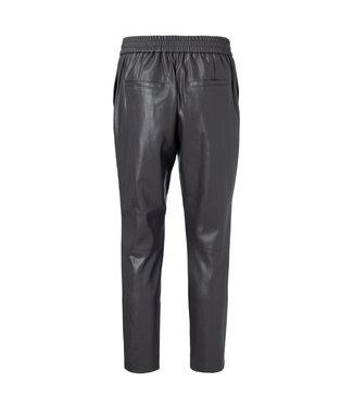Yaya PU trousers PHANTOM 121967-023