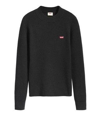 Levi's Crew rib sweater zwart 21967-0001