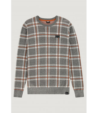 Kultivate KNITTED PLAID **00 2001030801