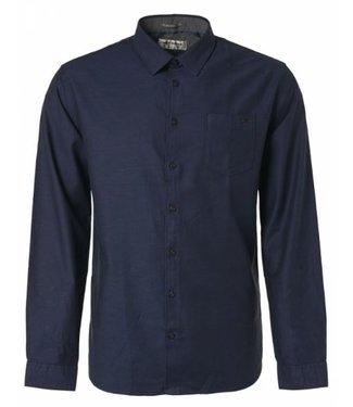 No Excess Shirt Long Sleeve Twill night 97430909