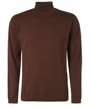 No Excess Pullover Turtleneck rusty 97230905