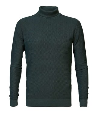 Petrol Industries Knitwear collar groen M-3000-KWC231