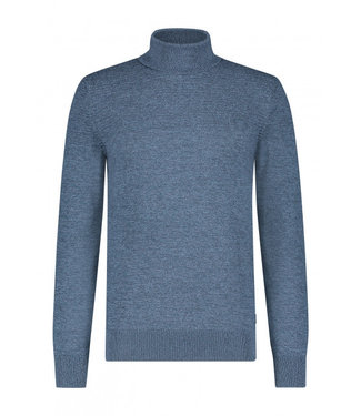 State of Art Pullover Col Plain - donkerblauw 151-20125-5956