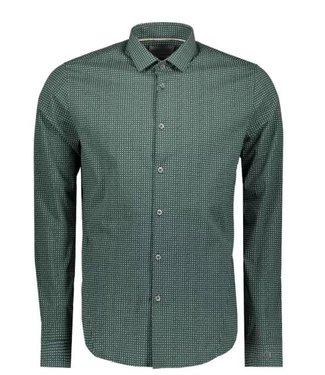 Cast Iron Long Sleeve Shirt Print On Poplin Green Gables CSI206618