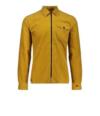 Cast Iron Long Sleeve Shirt Ctn Wavy Corduro Chai Tea CSI206627