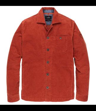 Vanguard Long Sleeve Shirt Corduroy stretch Pomegranate VSI206226