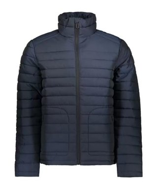 Superdry Non hooded fuji jacket donkerblauw M5010206A