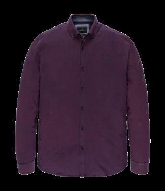 Vanguard Long Sleeve Shirt Print at single Pomegranate VSI206237