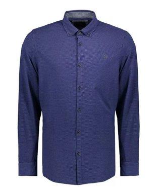 Vanguard Long Sleeve Shirt Print at single Surf The Web VSI206237