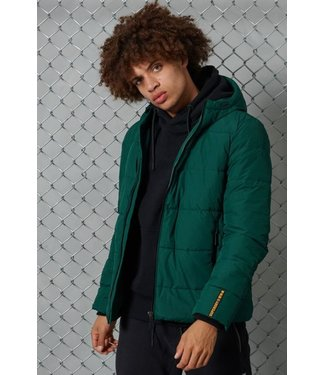 Superdry Sports puffer groen M5010227A