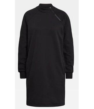 G-Star Mock neck dress zwart D18569-A612-6484