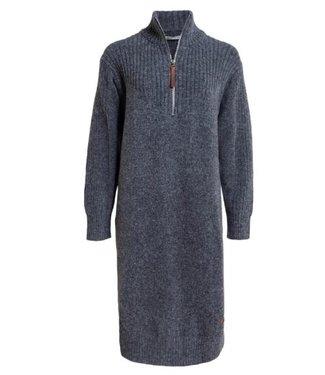 Moscow Kirana dress antraciet MFW20-36-06