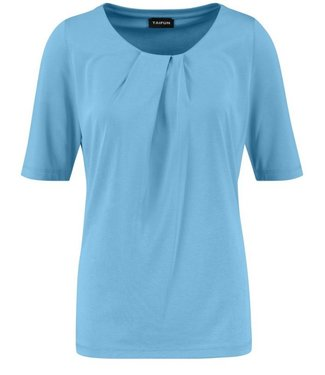 Taifun T-SHIRT SHORT-SLEEVE BLUEBELLE 671050-16251