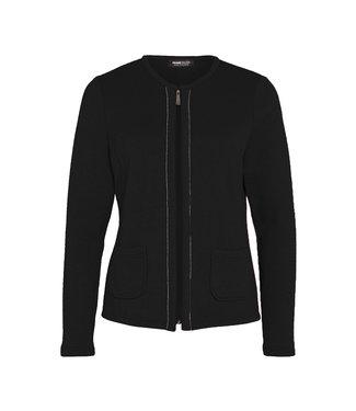 Frank Walder Vest zwart W02622006