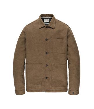 Cast Iron Long Sleeve Shirt Double Face Heat Desert Palm CSI207650