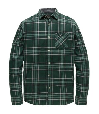Vanguard Long Sleeve Shirt Twill check Ponderosa Pine VSI207244