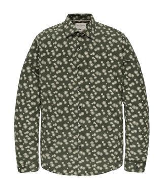 Cast Iron Long Sleeve Shirt Print Duffle Bag CSI207630